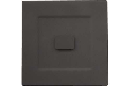 Зольная заслонка металлическая НТТ 305 черный