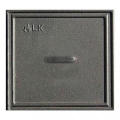 LK 334 Дверца прочистная, чугунная