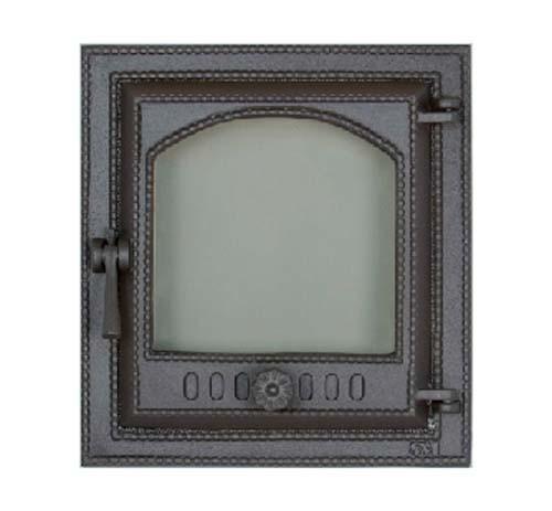 SVT 410 Печная дверка чугунная, 1- створчатая, герметичная