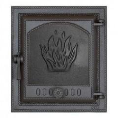 SVT 411 Печная дверка чугунная, 1- створчатая, герметичная