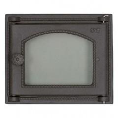 SVT 451 Дверка печная чугунная со стеклом