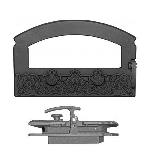 Дверка чугунная «Зной» ДКГ-5С-Э