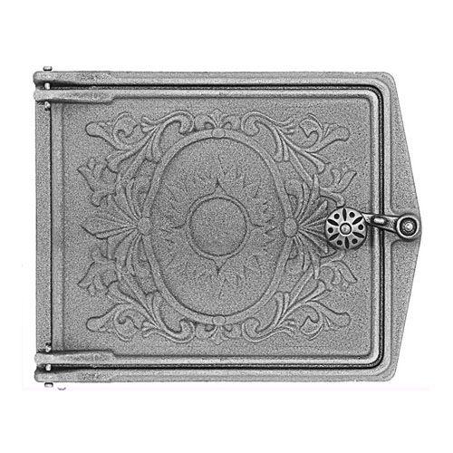 Дверка печная топочная чугунная ДТ-3 «Восход»