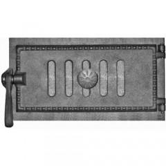 Дверка поддувальная уплотненная чугунная ДПУ-3