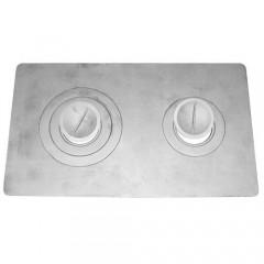 Плита цельная П2-3