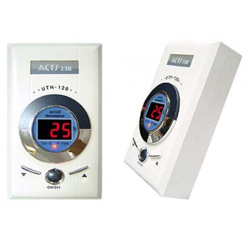 Накладной терморегулятор ТД 120