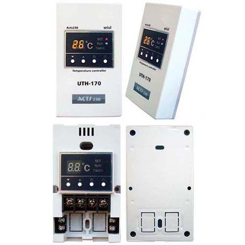 Накладной электронный терморегулятор ТД 170