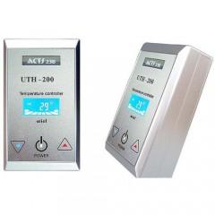 Накладной терморегулятор ТД 200 белый