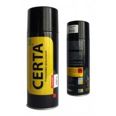 Эмаль (краска) термостойкая ЦЕРТА (Аэрозоль 0,52 л)