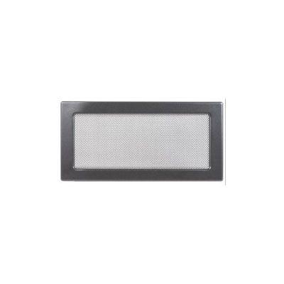 Вентиляционная решетка — 170х300 мм, графит
