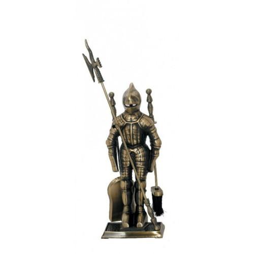Набор 50010 АВ — рыцарь (бронза)