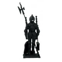 Набор 50010 BK - рыцарь (черный)