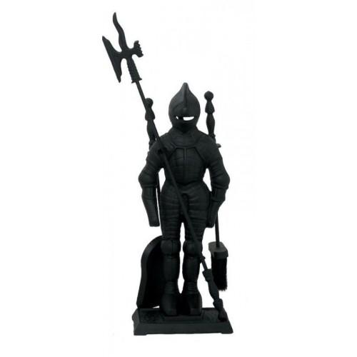 Набор 50010 BK — рыцарь (черный)