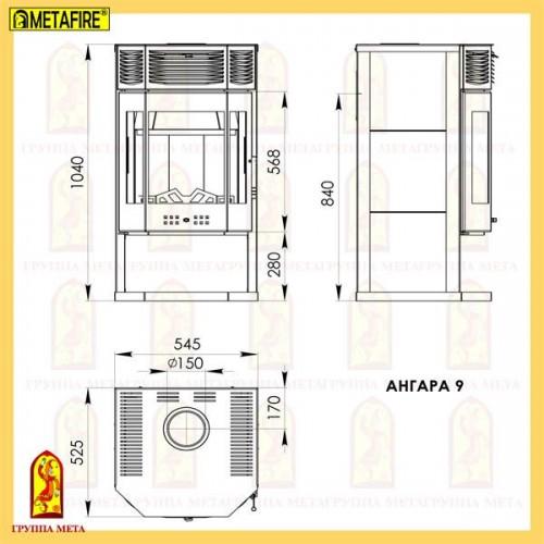 АНГАРА 9 схема