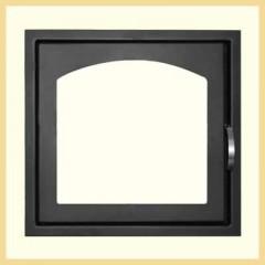 Дверь каминная ДК 555-1А
