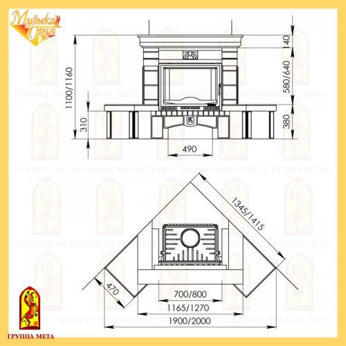 Схема ЭЛЕГИЯ (имперадор) 700-800
