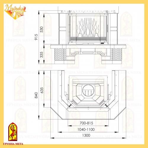 ГАРМОНИЯ 700-850 c[tvf