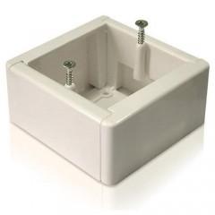 Коробка установочная накладная под терморегулятор теплого пола