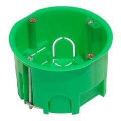 Коробка установочная для встроенного монтажа терморегулятора теплого пола