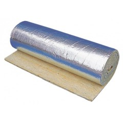 материал базальтовый огнезащитный рулонный фольгированный