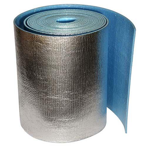 Теплоизоляционный материал для теплого пола Полизол