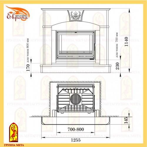 ПРАГА 700-800 схема
