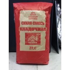 Мешок смесь 25 кг