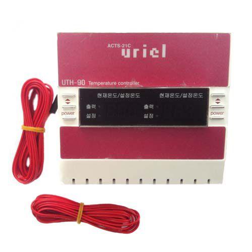 Накладной терморегулятор ТД 90