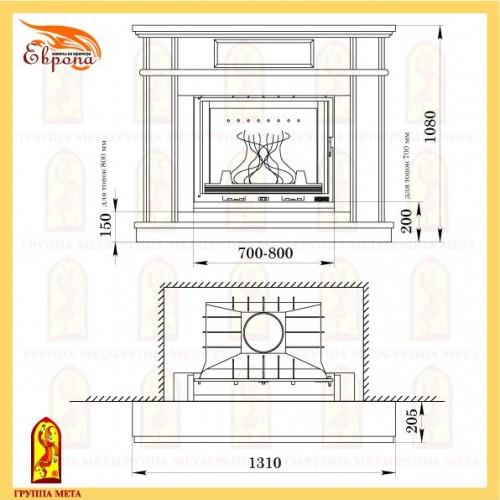 ВАЛЕНСИЯ 700-800 схема