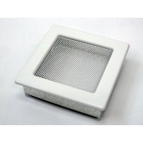 Вентиляционная решетка — 170х170 белая
