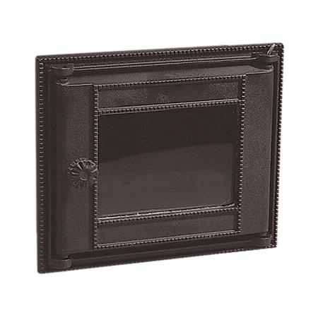 Дверца чугунная топочная со стеклом НТТ 211