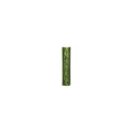 Элемент изразцовой плитки, поясок «Виньетки» зеленый
