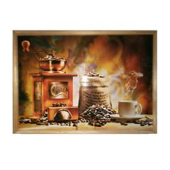"""Инфракрасная картина """"Кофе"""""""