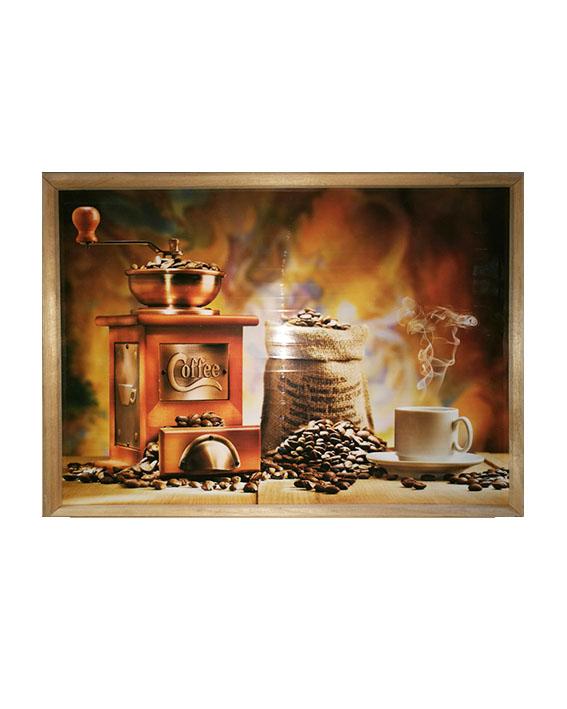 Инфракрасная картина «Кофе»