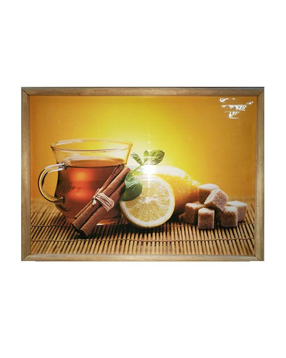 Инфракрасная картина «Чай с корицей»