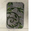 Греющий коврик, инфракрасный «Светло-зеленые цветы»