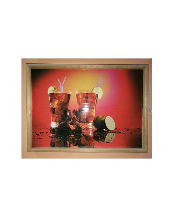 Инфракрасная картина «Сочный лайм»