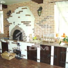 Барбекю кухня