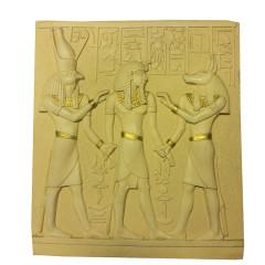 Барельеф Египет 220 на 258 - 1000 рублей