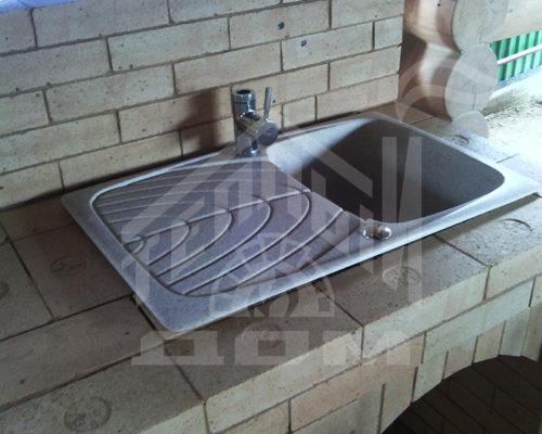 Барбекю за стеклом лучьшие дизайны летней кухни с барбекю