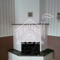 Облицовка камина изразцами серии Виньетка белые (1)