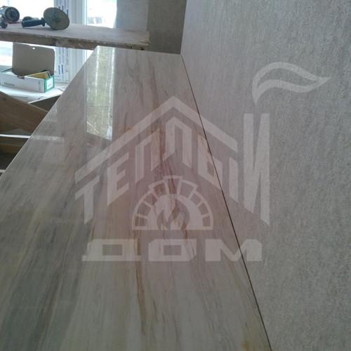 Строительство камина в Рудном (7)