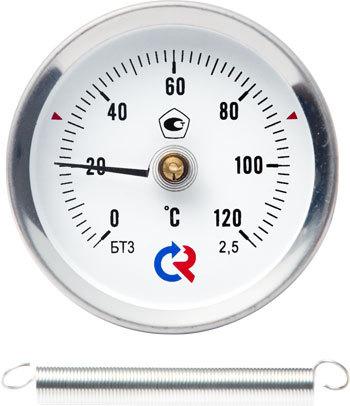 Термометр биметалический 0-150 градусов