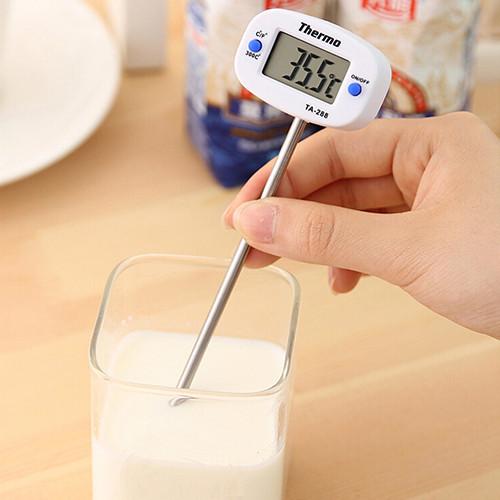 Термометр цифровой для измерения температуры продукта(2)