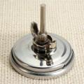 Термометр 50-500гр, для духовки, барекю, коптильни, русской печи, нерж сталь(2)