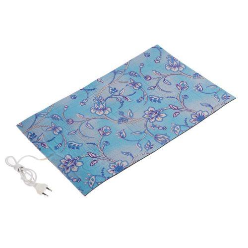 Влагозащитный коврик с подогревом №1 голубой